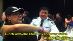 AHA MEDIA sees Lunch with Chief Jim Chu of VPD in Vancouver DTES (18)