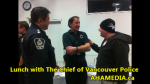 AHA MEDIA sees Lunch with Chief Jim Chu of VPD in Vancouver DTES (37)