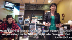 1 Are you concerened about Kinder Morgan pipeline expansion event with Mable Elmore and Sven Biggs in Vancouver (14)
