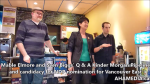 1 Are you concerened about Kinder Morgan pipeline expansion event with Mable Elmore and Sven Biggs in Vancouver (15)