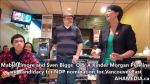 1 Are you concerened about Kinder Morgan pipeline expansion event with Mable Elmore and Sven Biggs in Vancouver (23)