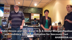 1 Are you concerened about Kinder Morgan pipeline expansion event with Mable Elmore and Sven Biggs in Vancouver (24)