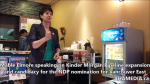 1 Are you concerened about Kinder Morgan pipeline expansion event with Mable Elmore and Sven Biggs in Vancouver (9)