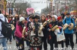 10 AHA MEDIA at 25th Annual Women's Memorial March on Feb 14, 2015 in Vancouver DTES