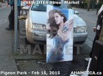 11 AHA MEDIA at 245th DTES Street Market in Vancouver DTES on Sun Feb 15, 2015