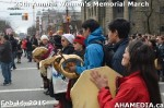 11 AHA MEDIA at 25th Annual Women's Memorial March on Feb 14, 2015 in Vancouver DTES
