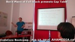 12 AHA MEDIA at Boris Mann of Full Stack presents Cap Tables & Shares at CodeCore Bootcamp Community W