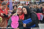 13 AHA MEDIA at 25th Annual Women's Memorial March on Feb 14, 2015 in Vancouver DTES
