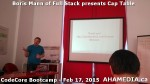 13 AHA MEDIA at Boris Mann of Full Stack presents Cap Tables & Shares at CodeCore Bootcamp Community W
