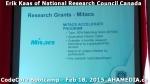 17 AHA MEDIA at Erik Kaas of National Research Council of Canada talk at CodeCoreBootcamp – Feb 18,20