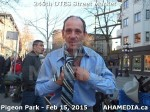 18 AHA MEDIA at 245th DTES Street Market in Vancouver DTES on Sun Feb 15, 2015