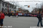 19 AHA MEDIA at 25th Annual Women's Memorial March on Feb 14, 2015 in Vancouver DTES