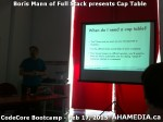 2 AHA MEDIA at Boris Mann of Full Stack presents Cap Tables & Shares at CodeCore Bootcamp Community W