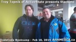2 AHA MEDIA at Troy Topnik of ActiveState talk at CodeCore Bootcamp community week Feb 16 2015 in Van
