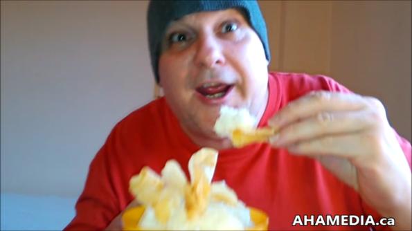 2 Garvin Snider of AHA MEDIA celebrates National Potato Lovers Day - Feb 8, 2015