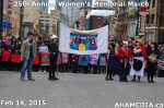 27 AHA MEDIA at 25th Annual Women's Memorial March on Feb 14, 2015 in Vancouver DTES