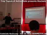 27 AHA MEDIA at Troy Topnik of ActiveState talk at CodeCore Bootcamp community week Feb 16 2015 in Van