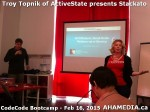 28 AHA MEDIA at Troy Topnik of ActiveState talk at CodeCore Bootcamp community week Feb 16 2015 in Van