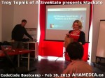 29 AHA MEDIA at Troy Topnik of ActiveState talk at CodeCore Bootcamp community week Feb 16 2015 in Van