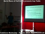 3 AHA MEDIA at Boris Mann of Full Stack presents Cap Tables & Shares at CodeCore Bootcamp Community W