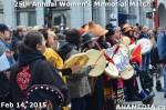 30 AHA MEDIA at 25th Annual Women's Memorial March on Feb 14, 2015 in VancouverDTES