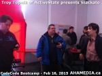 33 AHA MEDIA at Troy Topnik of ActiveState talk at CodeCore Bootcamp community week Feb 16 2015 in Van
