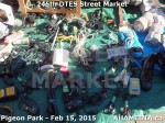 38 AHA MEDIA at 245th DTES Street Market in Vancouver DTES on Sun Feb 15, 2015