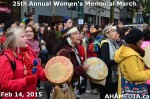 39 AHA MEDIA at 25th Annual Women's Memorial March on Feb 14, 2015 in Vancouver DTES