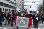 44 AHA MEDIA at 25th Annual Women's Memorial March on Feb 14, 2015 in Vancouver DTES