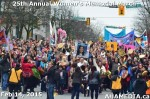 48 AHA MEDIA at 25th Annual Women's Memorial March on Feb 14, 2015 in Vancouver DTES