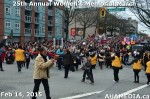 51 AHA MEDIA at 25th Annual Women's Memorial March on Feb 14, 2015 in Vancouver DTES