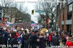 52 AHA MEDIA at 25th Annual Women's Memorial March on Feb 14, 2015 in Vancouver DTES