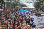 56 AHA MEDIA at 25th Annual Women's Memorial March on Feb 14, 2015 in Vancouver DTES