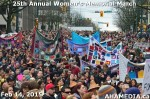 57 AHA MEDIA at 25th Annual Women's Memorial March on Feb 14, 2015 in Vancouver DTES