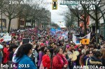 58 AHA MEDIA at 25th Annual Women's Memorial March on Feb 14, 2015 in Vancouver DTES