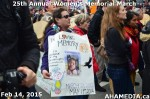 59 AHA MEDIA at 25th Annual Women's Memorial March on Feb 14, 2015 in Vancouver DTES