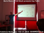 6 AHA MEDIA at Boris Mann of Full Stack presents Cap Tables & Shares at CodeCore Bootcamp Community W