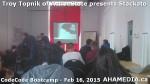 6 AHA MEDIA at Troy Topnik of ActiveState talk at CodeCore Bootcamp community week Feb 16 2015 in Van