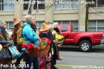 60 AHA MEDIA at 25th Annual Women's Memorial March on Feb 14, 2015 in VancouverDTES