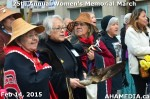 64 AHA MEDIA at 25th Annual Women's Memorial March on Feb 14, 2015 in Vancouver DTES