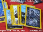 7 AHA MEDIA at 245th DTES Street Market in Vancouver DTES on Sun Feb 15, 2015