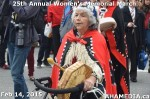 7 AHA MEDIA at 25th Annual Women's Memorial March on Feb 14, 2015 in Vancouver DTES