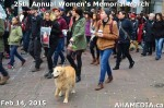 86 AHA MEDIA at 25th Annual Women's Memorial March on Feb 14, 2015 in Vancouver DTES