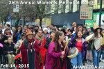 92 AHA MEDIA at 25th Annual Women's Memorial March on Feb 14, 2015 in Vancouver DTES