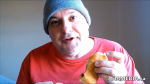 Garvin Snider of AHA MEDIA on Heart Shaped Jelly Doughnut for Valentine's Day 2015 in Vancouver DTES 1 (5)