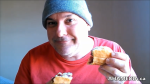 Garvin Snider of AHA MEDIA on Heart Shaped Jelly Doughnut for Valentine's Day 2015 in Vancouver DTES 1 (7)