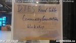 1 DTES Literacy Roundtable Community Consultation Workshop Mar 20 2015 inVancouver