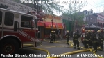 1 AHA MEDIA at Fire at Daisy Garden restaurant in Chinatown, Vancouver April 21, 2015