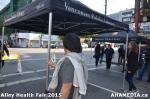 10 AHA MEDIA at Alley Health Fair on Apr 21, 2015 inVancouver