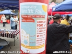 104 AHA MEDIA at Alley Health Fair on Apr 21, 2015 in Vancouver